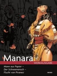 Milo Manara Werkausgabe 16