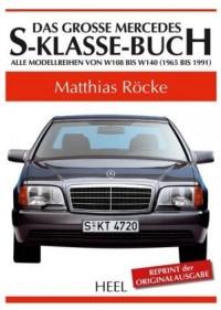 Das große Mercedes-S-Klasse-Buch