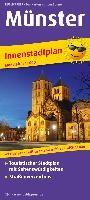 Münster. Innenstadtplan 1:16 000