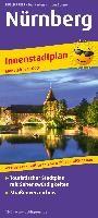 Nürnberg. Innenstadtplan 1:16 000