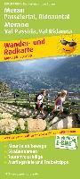 Meran, Passeiertal, Ridnauntal / Merano, Val Passiria, Val Ridanna Wander- und Radkarte 1 : 35 000