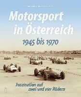 Motorsport in Österreich. 1945 bis 1970