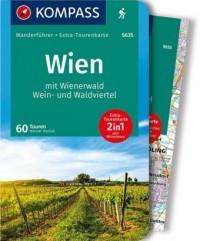 WF5635 Wien und Wienerwald, Wein- und Waldviertel Kompass