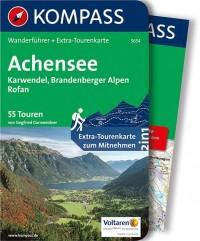 WF5654 Achensee, Karwendel, Brandenberger Alpen, Rofan Kompass