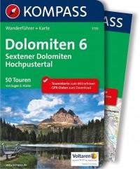 WF5733 Dolomiten 6 Sextener Dolomiten, Hochpustertal Kompass