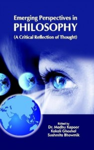 Emerging Perspectives in Philosophy: A critical Reflection o