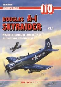 Douglas A-1 Skyraider CZ. 1