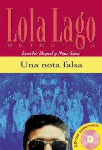 Una nota falsa - libro + CD
