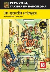 Una operación arriesgada - Libro + CD