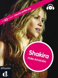 Shakira - Libro + MP3 descargable