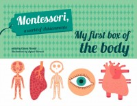 My First Box of the Body - Montessori World of Achievements