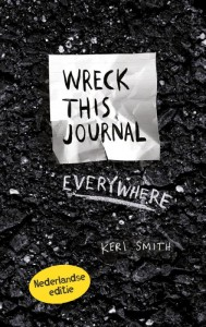 Wreck this journal everywhere
