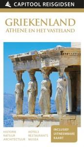 Capitool Griekenland, Athene en het vasteland + uitneembare kaart