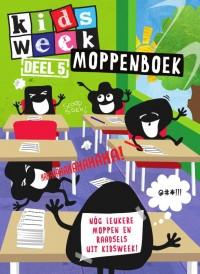 Kidsweek Kidsweek moppenboek  deel 5