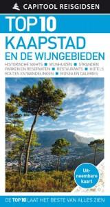 Capitool Top 10 Kaapstad en de wijnlanden + uitneembare kaart