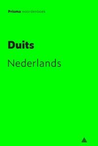 Prisma woordenboek Duits-Nederlands FLUO editie