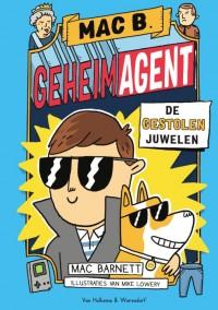 Mac B. Geheim agent - De gestolen juwelen