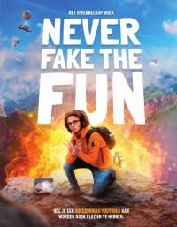Never fake the fun – het Kwebbelkop boek