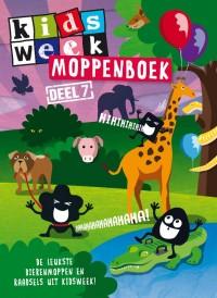 Kidsweek moppenboek deel 7 - dieren