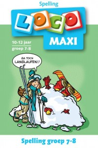 Loco Maxi Spelling groep 7/8