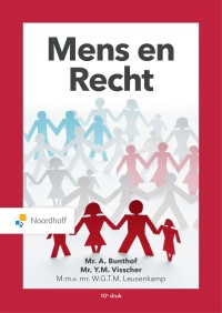 Mens en Recht (e-book)