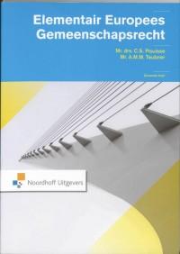 Elementair Europees Gemeenschapsrecht