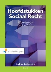 Hoofdstukken Sociaal Recht editie 2016 (e-book)