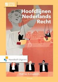 Hoofdlijnen Nederlands recht (e-book)