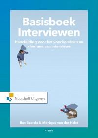 Basisboek Interviewen(e-book)
