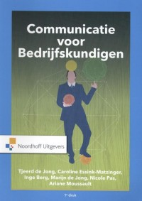 Communicatie voor bedrijfskundigen