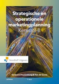 Strategische en operationele marketingplanning-Kernstof B