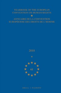 Yearbook of the European Convention on Human Rights 2018