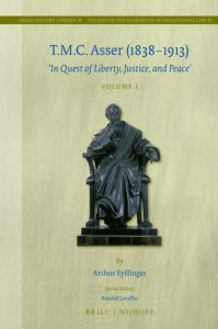 T.M.C. Asser (1838-1913) (2 vols.)