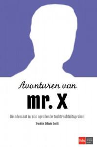 Avonturen van mr. X.