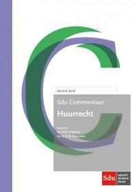 Sdu Commentaar Huurrecht.