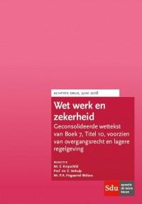 Wet werk en zekerheid (WWZ), Editie 2018
