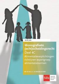 Alimentatieverplichtingen Richtlijnen Werkgroep Alimentatienormen Editie 2018