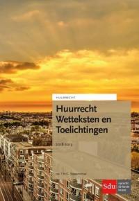 Huurrecht Wetteksten en Toelichtingen. 2018-2019