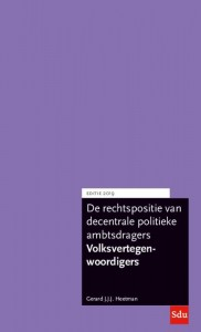 Rechtspositie Volksvertegenwoordigers 2019