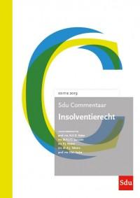Sdu Commentaar Insolventierecht. Editie 2019