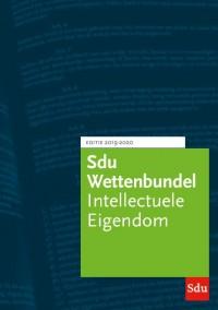 Sdu Wettenbundel Intellectuele Eigendom 2019-2020