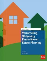 Verzameling Wetgeving Financiele en Estate Planning. Editie 2020