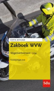 Zakboek WVW. Wegenverkeerswet 1994. Editie 2020