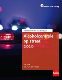 Alcoholcontrole op straat 2020