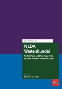 NLDA Wettenbundel. Editie 2020-2021