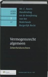 Asser 3-VI* Vermogensrecht algemeen - Zekerheidsrechten