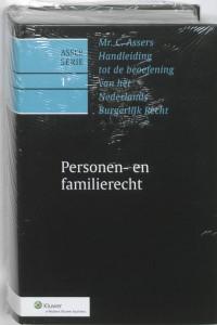 Asser 1*: Personen- en familierecht