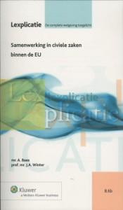 Samenwerking in civiele zaken binnen de EU