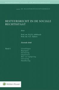 Bestuursrecht in de sociale rechtsstaat Band 1