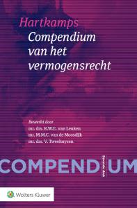 Hartkamps Compendium van het vermogensrecht